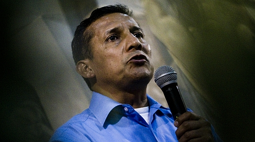 Ollanta Humala, Presidenciales 2011, Gana Per