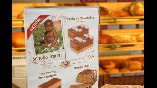 Alemania, Racismo, Chocolate