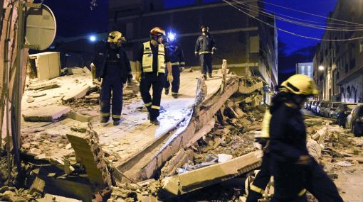 Espaa, Sismo en Espaa, Murcia, Lorca,  Sismo en Lorca,  Sismo en Murcia