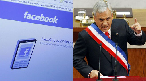 internet, chile, redes sociales