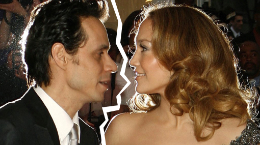 , Marc Anthony, Jennifer Lopez, Cantante, Jennifer Lopez y Marc Anthony se separan